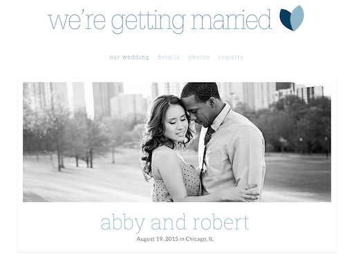 Tie The Knot Wedding Website Search